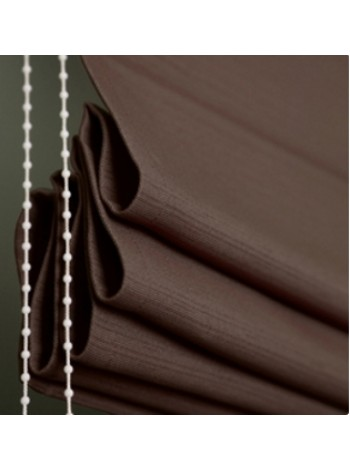 Римская штора Флекси шоколад
