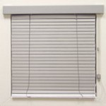 Кассетные жалюзи на створку окна или раму